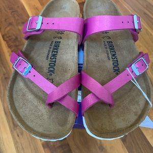 Mayari toe loop Birkenstock, Regular fit, NEW
